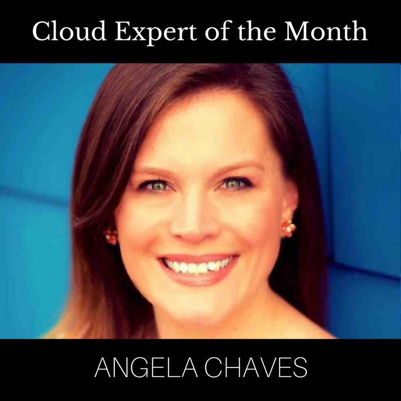 Meet Angela Chavez: Cloud Expert Of The Month – February 2018