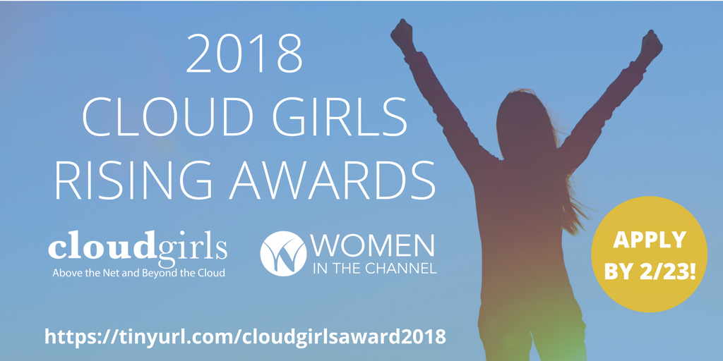 Nomination Deadline Extended For Cloud Girls Rising Award