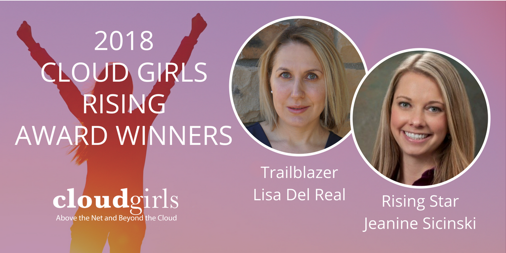 Cloud Girls Rising Awards Honors 2 Women In Tech Leaders & Cloud Evangelists