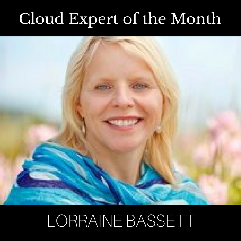 Meet Lorraine: Cloud Expert Of The Month – May 2018