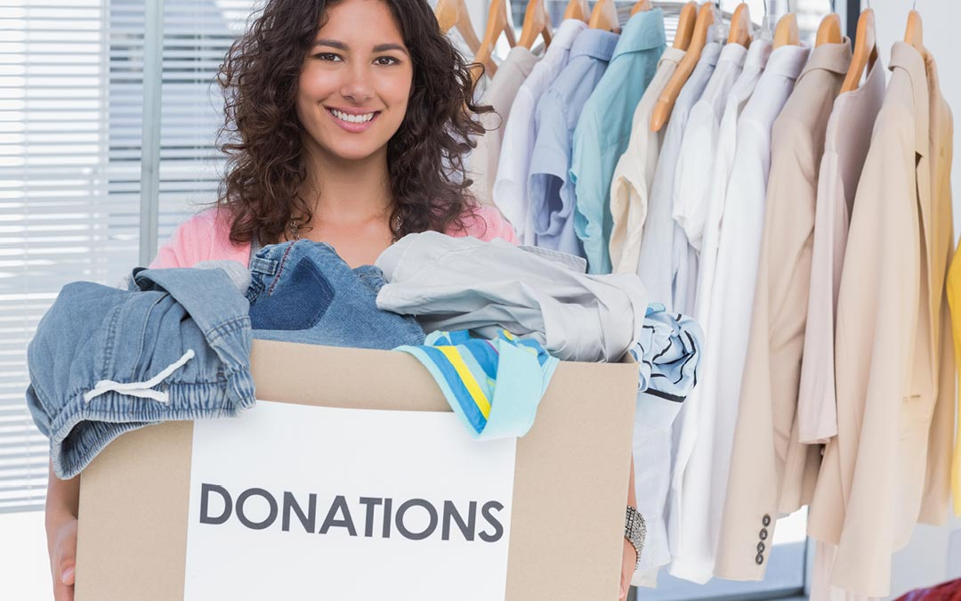 Cloud Girls 4th Annual Dress for Success Clothing Drive Begins!