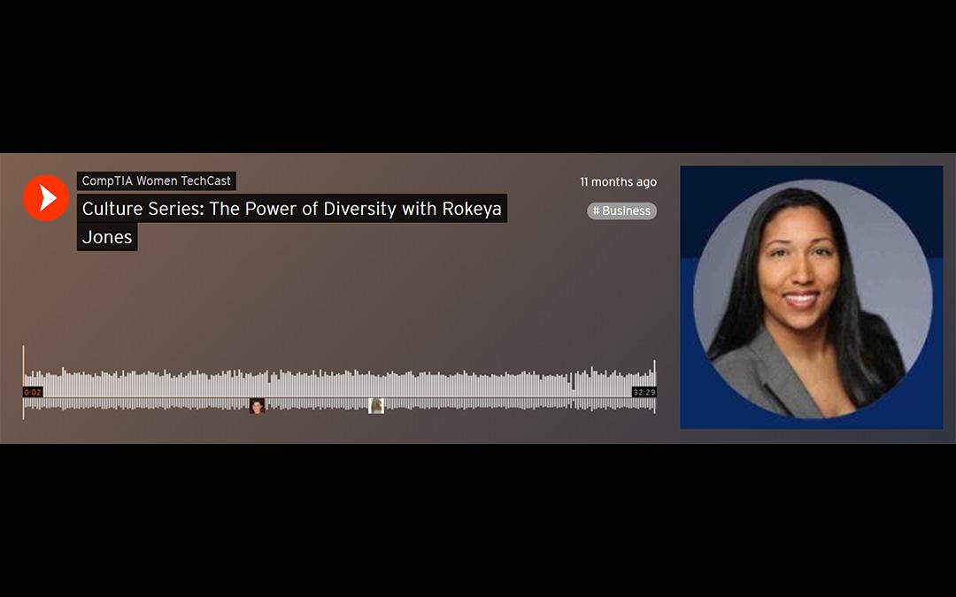 CompTIA Women Techcast: The Power of Diversity