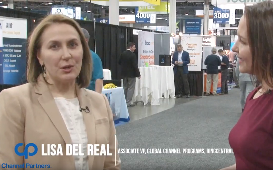 Channel Partners: Interview with Cloud Girls Trailblzer Lisa Del Real
