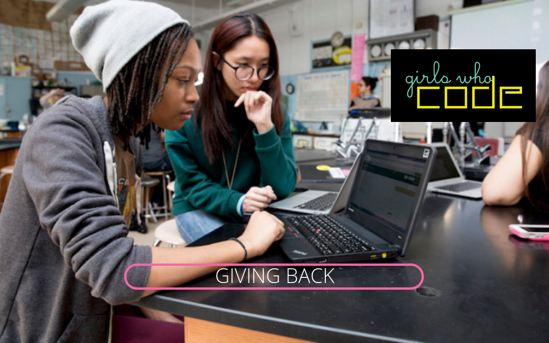 Cloud Girls Kicks Off Year-End Fundraiser for Girls Who Code