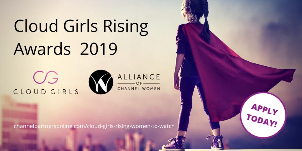 2019 Cloud Girls Rising Award